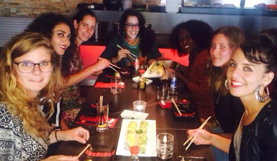 De vegan sushi club