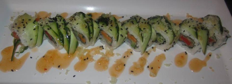 TAO diverse sushi hapjes