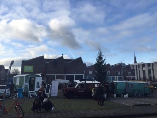 Local Sunday Market Entree