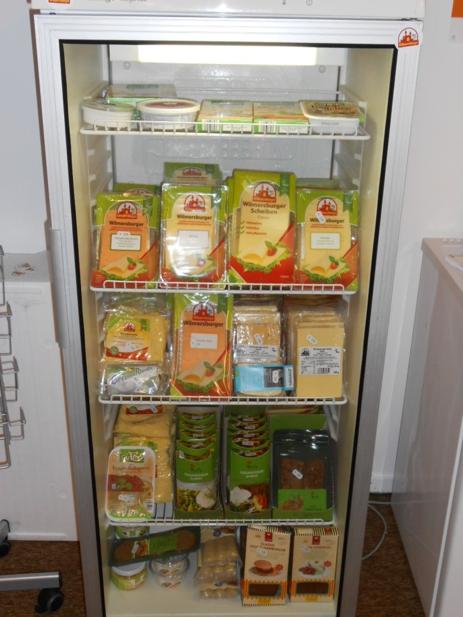 volledigmelkvrij koelkast